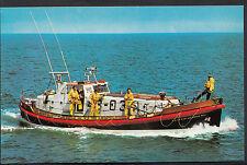 Norfolk Postcard - Lifeboat - R.N.L.B. Ruby & Arthur Reed, Cromer  MB270