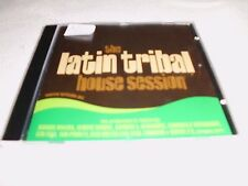 The Latin Tribal House Session-CD-OVP