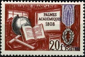 FRANCE 1959 PALMES ACADÉMIQUES YT n° 1190 Neuf ★★ luxe / MNH