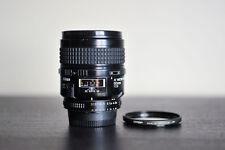 Nikon AF 60mm 2.8 Micro Macro Prime FX Lens w/ Tiffen UV Filter!