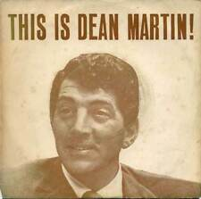 "DEAN MARTIN ""RETURN TO ME/ THE LOOK THAILAND EP 7"" THAI"