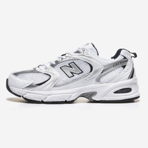 New Balance 530 White Silver US 4~11 Men's Sneakers - MR530SG Expeditedship
