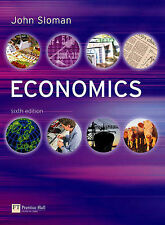 Economics, Sloman, Mr John Paperback Book