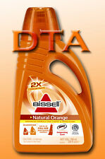 BISSELL NATURAL ORANGE EXTRACT CLEANING FORMULA SHAMPOO