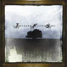 THOUSAND FALLING SKIES The Wilting CD