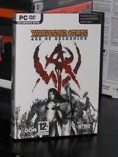 WARHAMMER ONLINE- AGE OF RECKONING PC DVD-ROM NUOVO