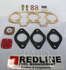 Weber Redline 40IDA & 46IDA Carburetor Carb Repair (Tune Up) Kit - all 3bbl
