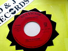 BARBARA COOPER~THE PLAYGROUND~RARE PROMO~NEAR MINT~RCA~~NORTHERN SOUL 45