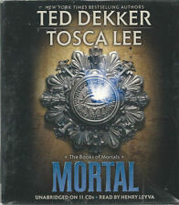Audio book - Mortal by Ted Dekker and Tosca Lee   -   CD