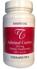 Adrenal Cortex Glandular Restores Adrenal Function 250 mg 120 Caps