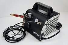 Compressor for airbrushing Sparmax AC-27+ Harder and Steenbeck Infinity airbrush