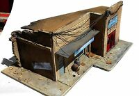 "Dioramas Plus DP26 ""Shorted Out"" Middle East Ruins 1/35 Scale Diorama Base Model"