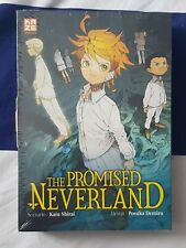 THE PROMISED NEVERLAND MANGA TOME 12 COFFRET COLLECTOR NEUF