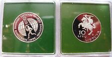 Lithuania 1995The 5th World Lithuanians Sport Games  RARE