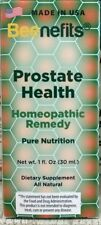 Beenefits Prostate  Health Homeopathic Remedy All Organic