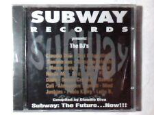 CD Subway records presents the djs GIGI D'AGOSTINO CLAUDIO DIVA DANIELE GAS