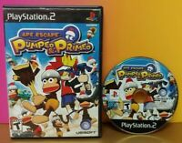 Ape Escape Pumped & Primed - Playstation 2 PS2 Game  Tested + Working