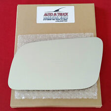 NEW Mirror Glass 95-01 GMC CHEVY TRUCK SUV Driver Left Side LH POWER**FAST SHIP*