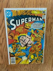 Superman 321 - Comic Book-B68-105