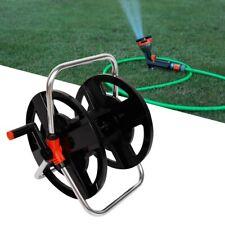 Water Hose Reel Outdoor Yard Planting Waterpipe Holder Storage Rack Garden Use