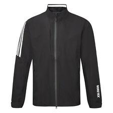 Adidas Gore-Tex 2 Layer Pocket Waterproof Golf Jacket (M) Black Z99312