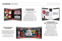 2019 PLAYBOOK FOOTBALL HOBBY PICK YOUR PLAYER (PYP) 1 BOX BREAK #2
