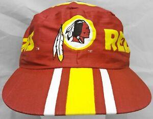Washington Redskins NFL Drew Pearson Headwear vintage adjustable cap/hat