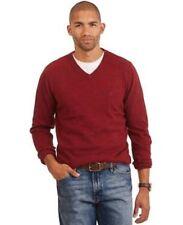 Nautica Cotton V-Neck Sweater various sizes/colors  - $79.99