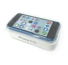 New Sealed Demo Apple iPhone 5c 16GB BLUE Model A1532 Verizon (GSM unlocked)