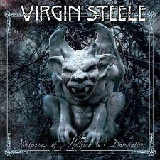 VIRGIN STEELE - NOCTURNES OF HELLFIRE & DAMNATION  CD NEU
