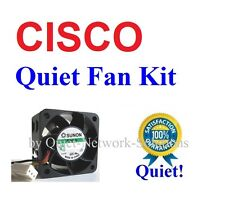Quiet Version fan for Cisco 2950 12/24 Port Switch Best for Home Networking!