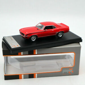 Premium X Chevrolet Camaro SS 1969 RED PRD550 1:43 Limited Collection Diecast
