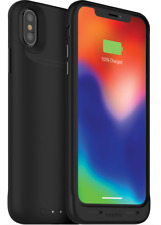 Mophie Juice Pack Air für Apple iPhone X Schwarz Hülle mit Powerbank BRANDNEU