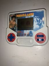 Tiger Electronic Bruce Lee Vintage 1988 handheld game