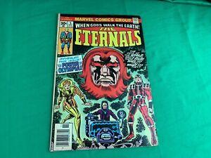 The Eternals #5, Nov 1976, written & drawn by Jack Kirby