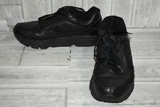 Saucony Echelon LE2 Walking Shoes, Men's Size 11W, Black