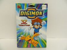 Digimon Digital Monsters Valentines 32 Fold & Seal Cards With Seals