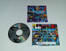 CD  Clawfinger - Deaf Dumb Blind  10.Tracks  1993  05/16