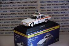 VOITURE BRITISH POLICE CARS JAGUAR XJ6  ATLAS 1/43 EME