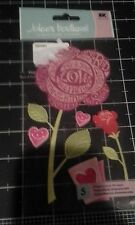 Jolee's Boutique dimensional stickers - Petals of Love Large LaGrande spjblg163