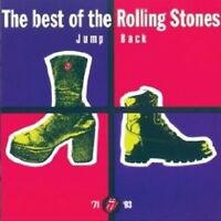 """THE ROLLING STONES """"JUMP BACK THE BEST.."""" CD REMASTERED"""