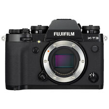 Fujifilm X-T3 Mirrorless 26.1MP 4K Fuji X T3 Digital Camera Body Black