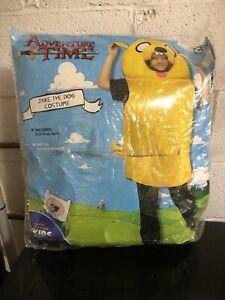 Adventure Time Jake the Dog Spirit Halloween Costume Youth Large