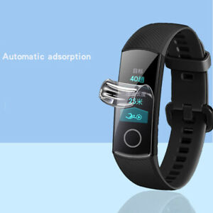 2x TPU Thin Explosion Proof Soft Full Screen Protector For Huawei Honor Band 3