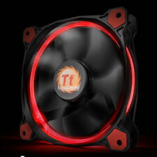 Thermaltake Riing 14 140mm x 25mm Red LED Radiator Fan (CL-F039-PL14RE-A)