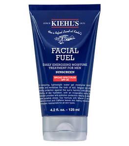 Kiehl's Facial Fuel SPF 20 Daily Energizing Moisture for Men Sunscreen 4.2oz