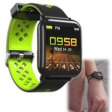 Waterproof Sports Smart Watch for Men Women Samsung Galaxy S10 S9 S8Plus A9 A8