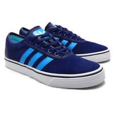 ADIDAS ADI- EASE  MENS ORIGINALS BLUE TRAINERS UK 7.5 *BRAND NEW*