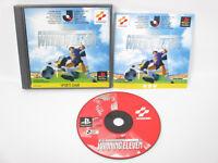 J LEAGUE JIKKYO WINNING ELEVEN PES PS1 Playstation Konami Japan Game p1