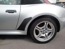 BMW Z3 Stoneguards - Stone Guards - Carbon Fibre Vinyl - Black